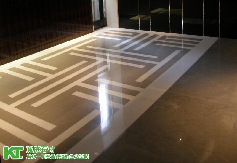 大理石地板-拼花系列